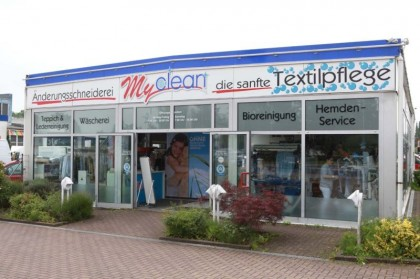 MyClean - Textilreinigung